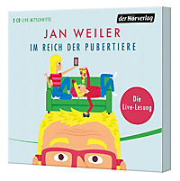 Im Reich der Pubertiere, 2 Audio-CDs - Produktdetailbild 1