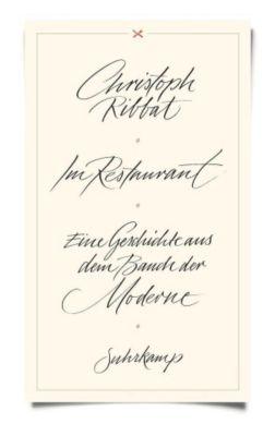 Im Restaurant, Christoph Ribbat