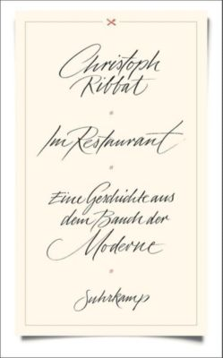 Im Restaurant, Christoph Ribbat