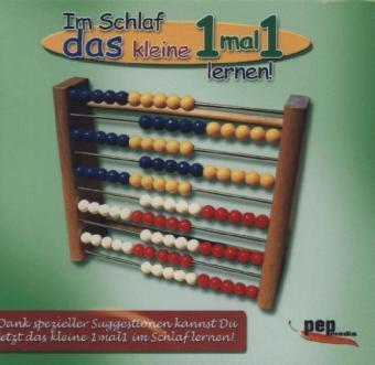 Im Schlaf das kleine 1mal1 lernen, 1 Audio-CD, Markus Neumann