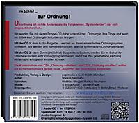 Im Schlaf ... zur Ordnung!, 2 Audio-CDs - Produktdetailbild 1