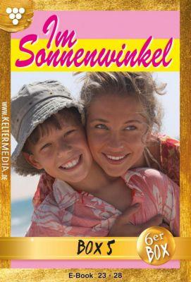 Im Sonnenwinkel Box: Im Sonnenwinkel Jubiläumsbox 5 – Familienroman, Patricia Vandenberg