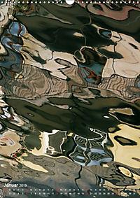 Im Spiegel der Ljubljanica (Wandkalender 2019 DIN A3 hoch) - Produktdetailbild 1