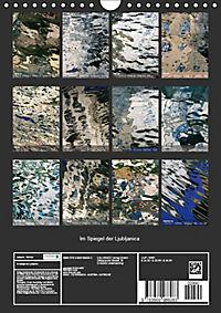 Im Spiegel der Ljubljanica (Wandkalender 2019 DIN A4 hoch) - Produktdetailbild 13