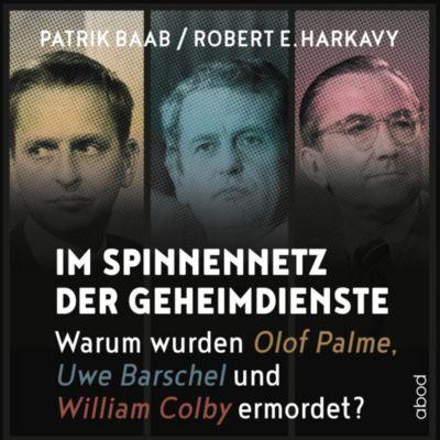 Im Spinnennetz der Geheimdienste, 1 Audio-CD, Patrik Baab, Robert E. Harkavy