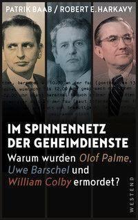 Im Spinnennetz der Geheimdienste, Patrik Baab, Robert E. Harkavy