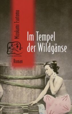 Im Tempel der Wildgänse, Tsutomu Mizukami