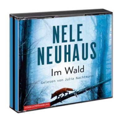 Im Wald, 9 Audio-CDs, Nele Neuhaus