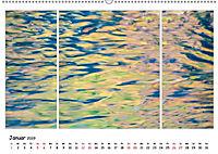 Im Wasserfarbenrausch (Wandkalender 2019 DIN A2 quer) - Produktdetailbild 1