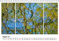 Im Wasserfarbenrausch (Wandkalender 2019 DIN A4 quer) - Produktdetailbild 8