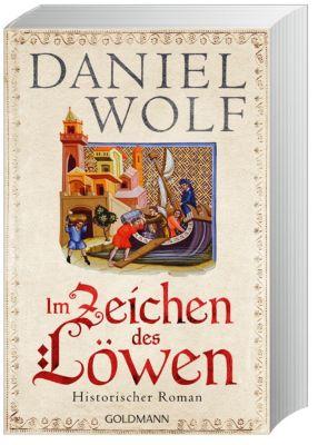 Im Zeichen des Löwen - Daniel Wolf |