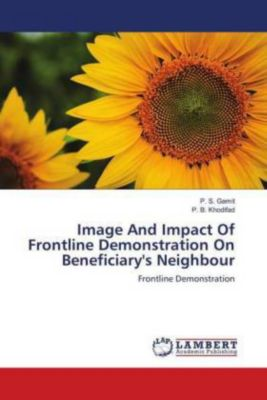 Image And Impact Of Frontline Demonstration On Beneficiary's Neighbour, P. S. Gamit, P. B. Khodifad
