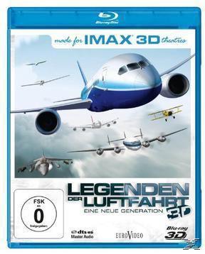 IMAX: Legenden der Luftfahrt, Mike Carriker