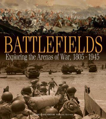 IMM Lifestyle Books: Battlefields, Michael Rayner