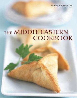 IMM Lifestyle Books: Middle Eastern Cookbook, Maria Khalife