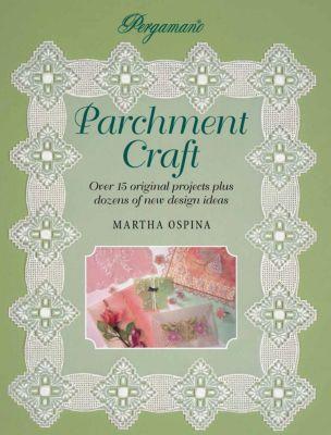 IMM Lifestyle Books: Pergamano Parchment Craft, Martha Ospina