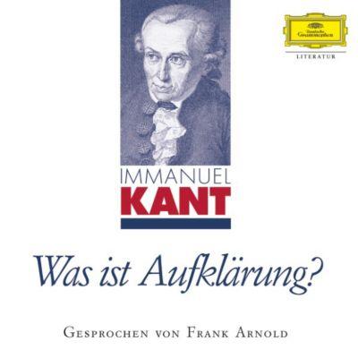 Immanuel Kant: Frank Arnold - Immanuel Kant: Was ist Aufklärung?