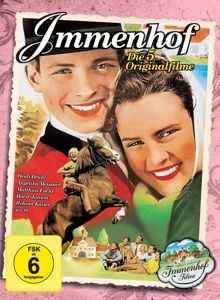 Immenhof - Die 5 Originalfilme, Heidi Brühl, Angelika Meissner