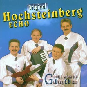 Immer wenn ich glücklich bin, Hochsteinberg Echo