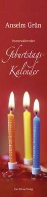 Immerwährender Geburtstagskalender, Anselm Grün