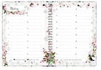 Immerwährender Geburtstagskalender - Vergiss mein nicht! (B. Behr) - Produktdetailbild 1