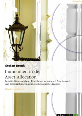 Immobilien in der Asset Allocation, Stefan Brenk