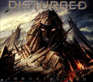 Immortalized (Deluxe Version), Disturbed