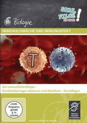 Immunschwäche und Immundefekt, 1 DVD