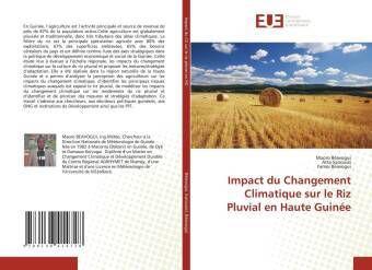 Impact du Changement Climatique sur le Riz Pluvial en Haute Guinée, Maoro Béavogui, Atta Sanoussi, Famoï Béavogui