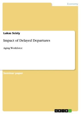 Impact of Delayed Departures, Lukas Scisly