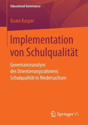 Implementation von Schulqualität - Beate Kasper |