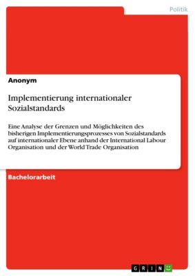 Implementierung internationaler Sozialstandards