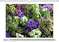 Impressing Sea of Flowers (Wall Calendar 2019 DIN A4 Landscape) - Produktdetailbild 3