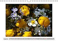 Impressing Sea of Flowers (Wall Calendar 2019 DIN A4 Landscape) - Produktdetailbild 8