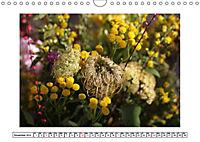 Impressing Sea of Flowers (Wall Calendar 2019 DIN A4 Landscape) - Produktdetailbild 11