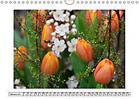 Impressing Sea of Flowers (Wall Calendar 2019 DIN A4 Landscape) - Produktdetailbild 2