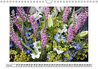 Impressing Sea of Flowers (Wall Calendar 2019 DIN A4 Landscape) - Produktdetailbild 6