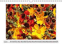 Impressing Sea of Flowers (Wall Calendar 2019 DIN A4 Landscape) - Produktdetailbild 7