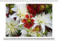 Impressing Sea of Flowers (Wall Calendar 2019 DIN A4 Landscape) - Produktdetailbild 12