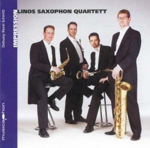 Impression., Linos Saxophon Quartett