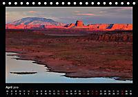 Impressionen am Lake Powell (Tischkalender 2019 DIN A5 quer) - Produktdetailbild 4