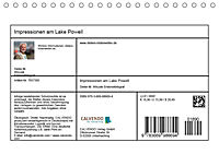 Impressionen am Lake Powell (Tischkalender 2019 DIN A5 quer) - Produktdetailbild 13