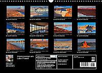 Impressionen am Lake Powell (Wandkalender 2019 DIN A3 quer) - Produktdetailbild 13