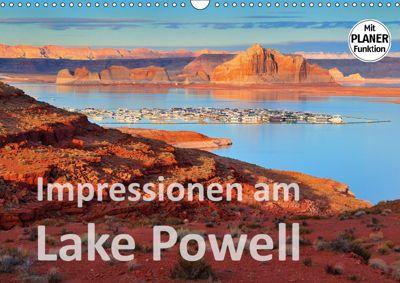 Impressionen am Lake Powell (Wandkalender 2019 DIN A3 quer), Dieter-M. Wilczek