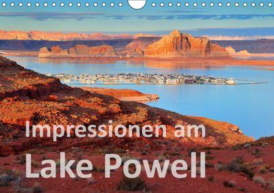 Impressionen am Lake Powell (Wandkalender 2019 DIN A4 quer), Dieter-M. Wilczek