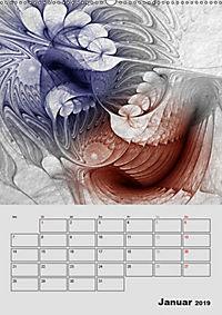 Impressionen auf Stein (Wandkalender 2019 DIN A2 hoch) - Produktdetailbild 1