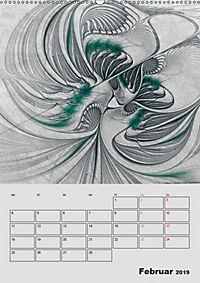 Impressionen auf Stein (Wandkalender 2019 DIN A2 hoch) - Produktdetailbild 2