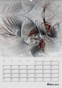 Impressionen auf Stein (Wandkalender 2019 DIN A2 hoch) - Produktdetailbild 3