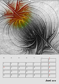 Impressionen auf Stein (Wandkalender 2019 DIN A2 hoch) - Produktdetailbild 6
