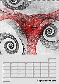 Impressionen auf Stein (Wandkalender 2019 DIN A2 hoch) - Produktdetailbild 9